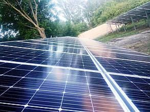 """Жёлтые Воды солнечная электростанция под """"зелёный"""" тариф мощностью 30 кВт Risen + Huawei Днепропетровская область -1"""