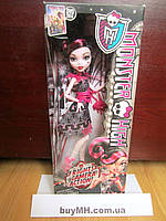 Кукла Monster High Frights, Camera, Action! Black Carpet Draculaura  Дракулаура Страх, камера, мотор Оригинал