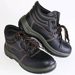 Ботинки демисезонные рабочие без металлического носка «Опти»