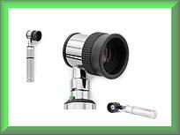 Дерматоскоп EpiScope с перезаряжаемой NiCAd рукояткой 3,5 В Welch Allyn 47352