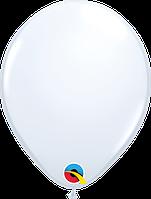 "Воздушный шар стандарт White/Белый Q 05"""