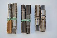 Метчик машинно-ручной М17х1 комплект из 2-х штук Р6М5 Тайвань шлифованный, фото 1