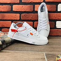 Кроссовки Мужские Nike Air x OFF-White 00072 реплика /40,41/
