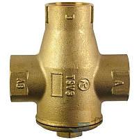 """Термостатический смесительный вентиль  TSV3B 1"""" (DN 25) 65 °C.,  для твердотопливных котлов (Regulus)"""