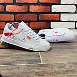Кроссовки Мужские Nike Air x OFF-White 00072 реплика /40,41/, фото 4