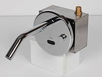Кран сенсорный для умывальника настенный AQUA WORLD SN23041 (одна вода)