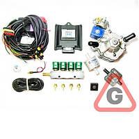 Комплект ГБО LPGTech ONE (ред. Tomasetto Alaska, форс. Valtek, фильтр)