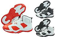 Баскетбольные кроссовки детские Jordan 1802 (обувь для баскетбола): 31-35 размер, 3 цвета