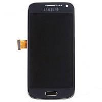 Samsung GALAXY SIV Mini I9195 black  LCD, модуль, дисплей с сенсорным экраном