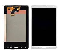 Samsung Galaxy tab s 8.4 T700 white  LCD, модуль, дисплей с сенсорным экраном