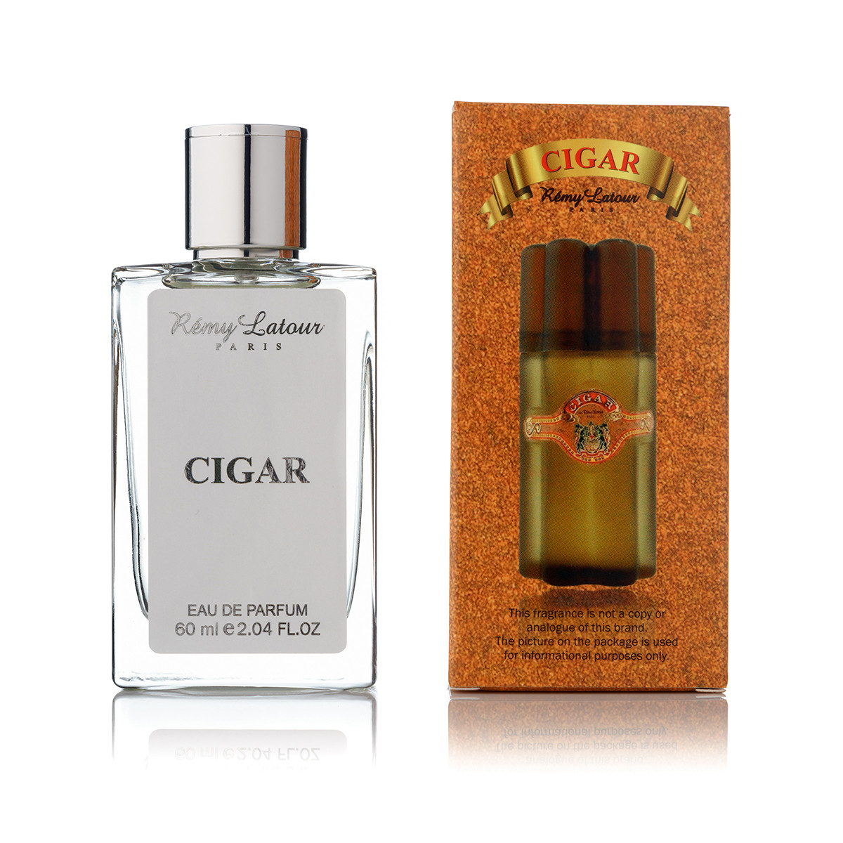 Парфюм для мужчин Remy Latour Cigar - 60 мл