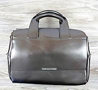 Женская серая сумка Farfallo Rosso 140426, фото 1
