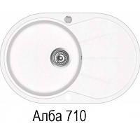 Мойка AquaSanita Clarus SR 101AW (780 мм х500 мм) (в разных цветах)