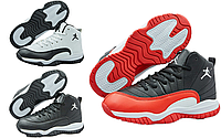 Баскетбольные кроссовки детские Jordan 1803 (обувь для баскетбола): 31-35 размер, 3 цвета