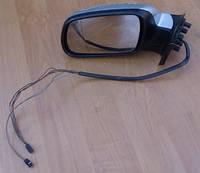 Зеркало левое электр 2 фишки 6 пинов и 2 пинаPeugeot3072001-2008 96528307xt -05