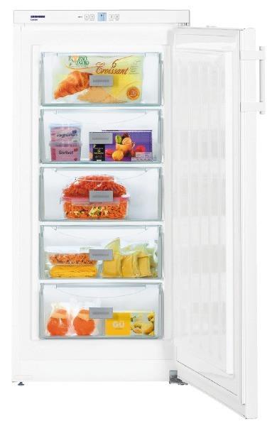 Морозильный шкаф Liebherr GP 2033 Comfort