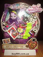 Кукла Китти Чешир Путь в страну чудес Ever After high Way Too Wonderland Kitty Cheshire, фото 1