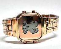 Часы на браслете 190211