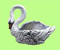 Форма лебедя