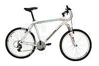 Велосипед Mascotte Celeste 26  v-brake (2015) бело-бирюзовый, фото 1