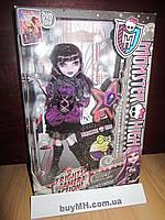 Кукла Monster High Frights, Camera, Action! Elissabat Doll Элизабет Страх, камера, мотор, фото 1
