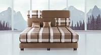 Анна-5 кровать с нишей и матрасом