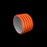Заглушка гофрированная ПП SN8 К2-Кан 400