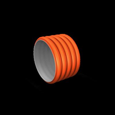 Заглушка гофрированная ПП SN8 К2-Кан 600