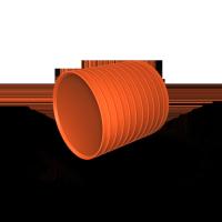 Муфта для гофрированной трубы ПП SN8 К2-Кан 160 мм