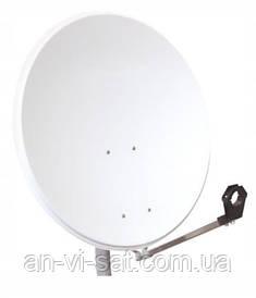 Спутниковая антенна диаметром 0,75 м (покрытие устойчиво к коррозии)