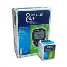 Глюкометр CONTOUR PLUS + 25 тест-полосок