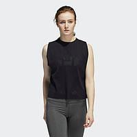 Женская майка Adidas Performance Warp Knit DY3046, фото 1