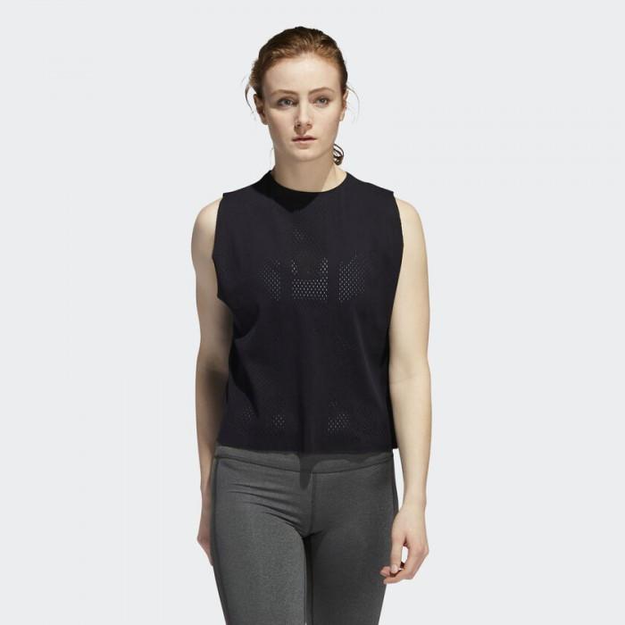Женская майка Adidas Performance Warp Knit DY3046