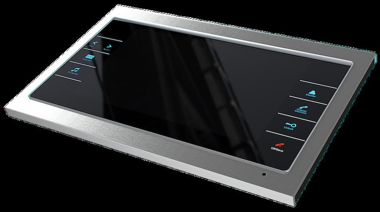 """Видеодомофон Slinex SL-10 IP  . Цветной, 10.4"""", подключение 2-х видеокамер, домофонов, фото 2"""