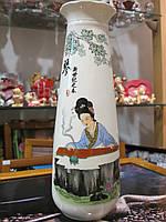 Ваза фарфоровая Японская девушка