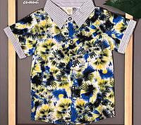 Рубашка  для мальчиков 2/6 лет