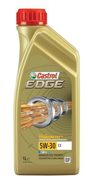 Моторное масло CASTROL  EDGE 5W-30 C3 1л  (CS 5W30 E C3 1L)
