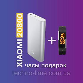 Power Bank XIAOMI Mi 20800 mAh | Зарядное устройство, внешний аккумулятор, повер банк, батарея 2019