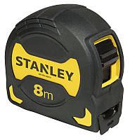 "Рулетка 8м х 28мм ""Tylon™ Grip Tape"" Stanley STHT0-33569  рулетка вимірювальна 8м Stanley STHT0-33569, фото 1"