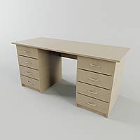 Двухтумбовый стол СТ-13 (1500*600*750h)