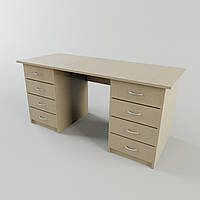 Двухтумбовый стол С-110а (1500*600*750h), фото 1