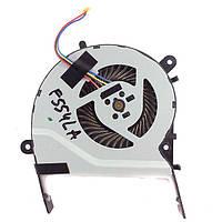 Вентилятор Asus X554LA, X554LB, X554LD, X555LA, X555LB, X555LD, K555LA, K555LB, K555LD KSB0605HBA03 5V, 0.60A,, фото 1