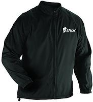 Мотодождевик куртка детская Thor Pack S12Y Black L