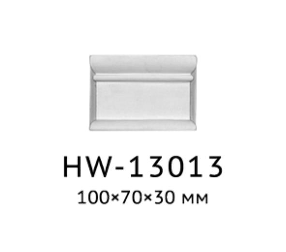 Переходник Classic Home HW-13013, лепной декор из полиуретана