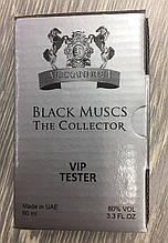 Тестер мужской VIP Alexandre.J Black Muscs 60ml