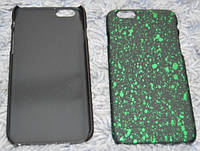 Накладка iPhone 6 Матовый чехол звездное небо iPhone 6 3D