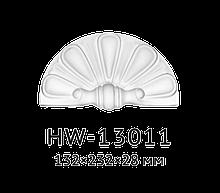 Декор. вставка Classic Home HW-13011, лепной декор из полиуретана