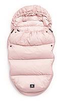 Теплый пуховый конверт Elodie details Pink (розовый)