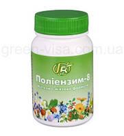 Полиэнзим - 8, костно-мышечная  формула, 140г