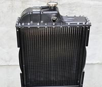Радиатор алюминевый МТЗ